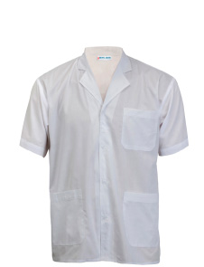 Short Sleeve Kitchen Coat